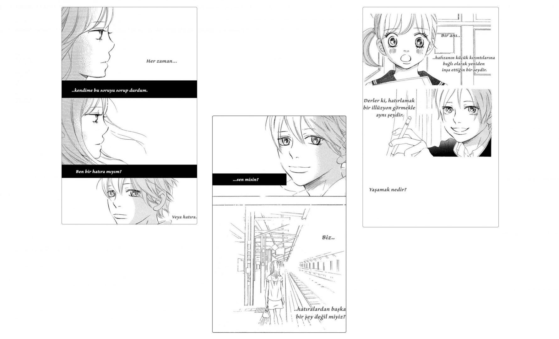 Bokura Ga İta Manga Ekran Resmi