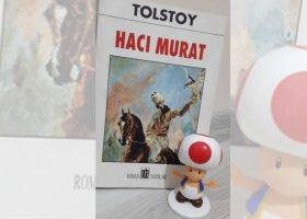 5.Tolstoy Hacı Murat Kitap Önerisi