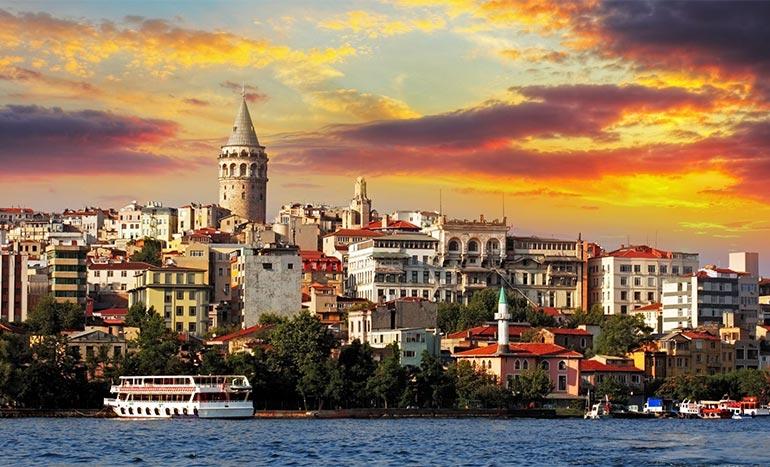 İstanbul'um Ol