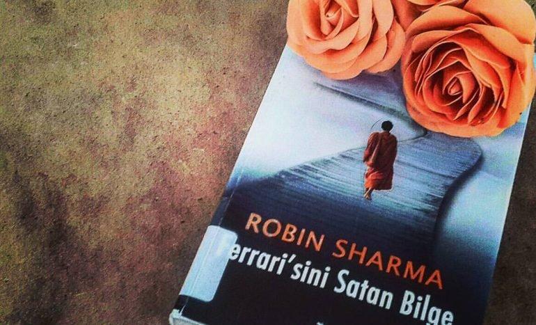 Robin Sharma Ferrarisini Satan Bilge